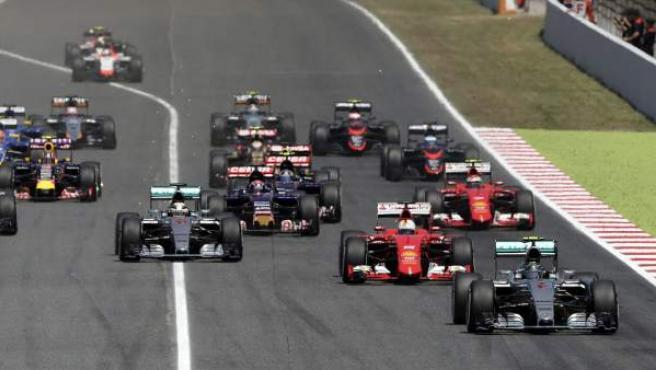 GP de España de Fórmula 1.