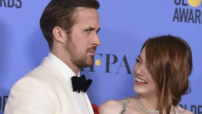 Ryan Gosling y Emma Stone, protagonistas de La La Land