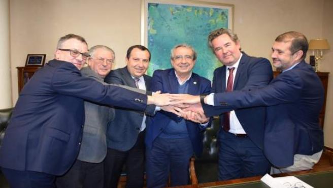 Rector uma ruiz espejo muñoz pta Agencia Espacial Europea