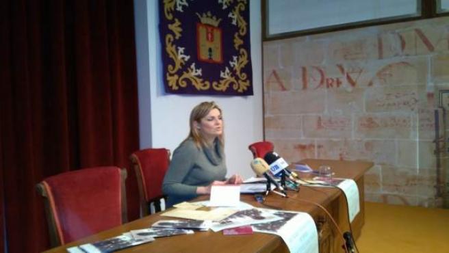 Presentación del Premio Internacional de Poesía de Baeza