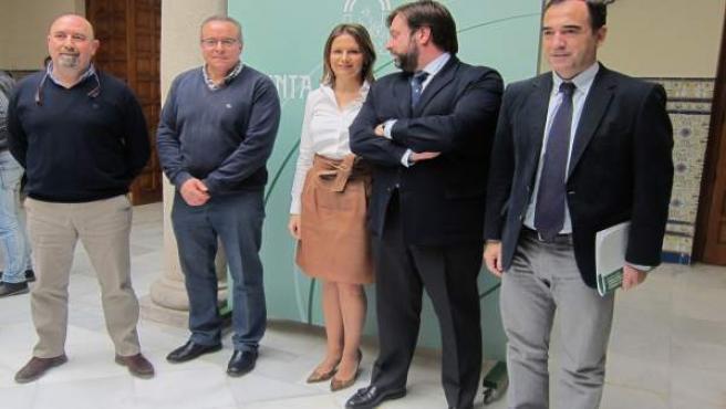 Presentación del Pacto Andaluz por la Industria.