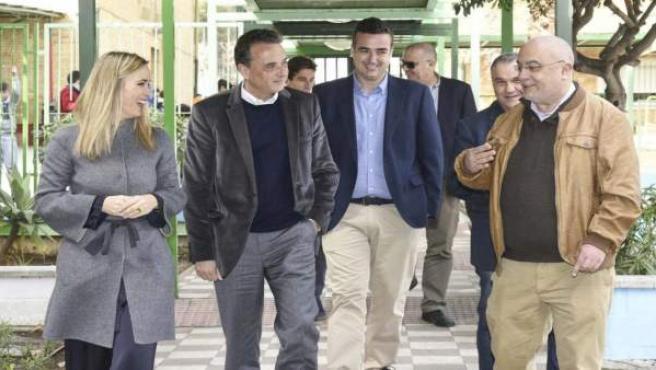 Concha Torremolinos bachillerato