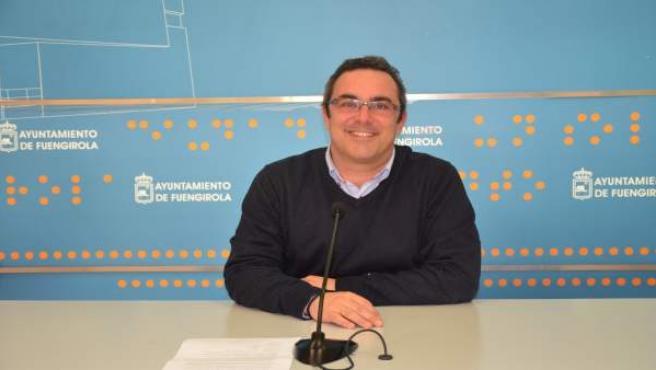 Rodrigo Romero Fuengirola biblioteca