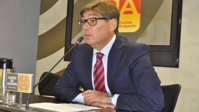 Arturo Aliaga (PAR)