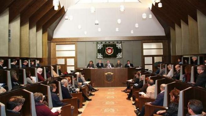 Consejo de Gobierno de la UC