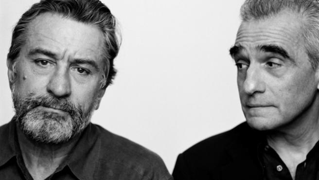 Scorsese y De Niro se llevan 'The Irishman' a Netflix