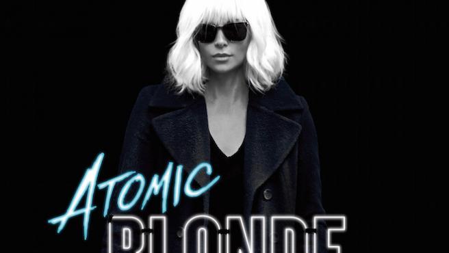 'Atomic Blonde': Charlize Theron ya es mejor que un James Bond femenino