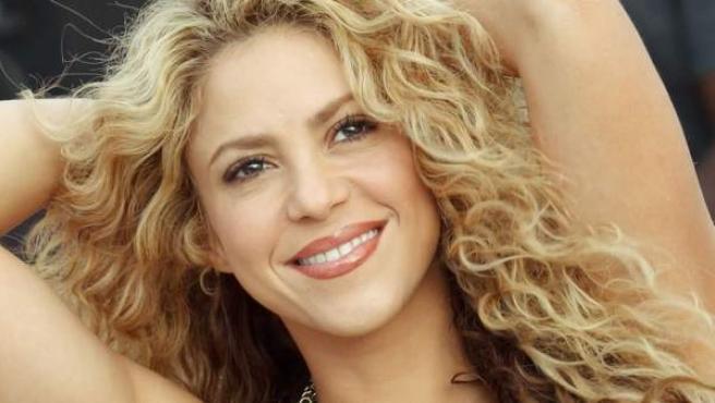 La colombiana Shakira.