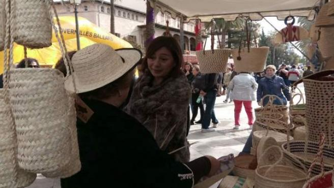 Francina Armengol, Día de les Illes Balears
