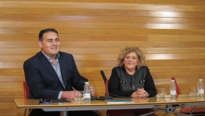 Presentación LIBRES En Logroño