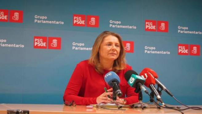 La diputada del PSG Concepción Burgo