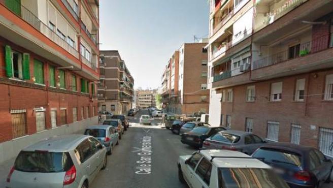 Los hechos ocurrieron en una vivienda de la calle de San Gumersindo, en el barrio de Ventas del distrito madrileño de Ciudad Lineal.