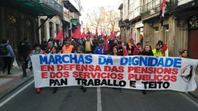 Marchas da Dignidade en A Coruña