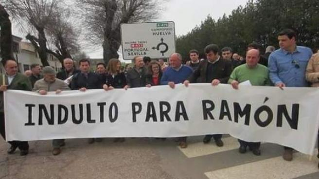 Manifestación Aracena
