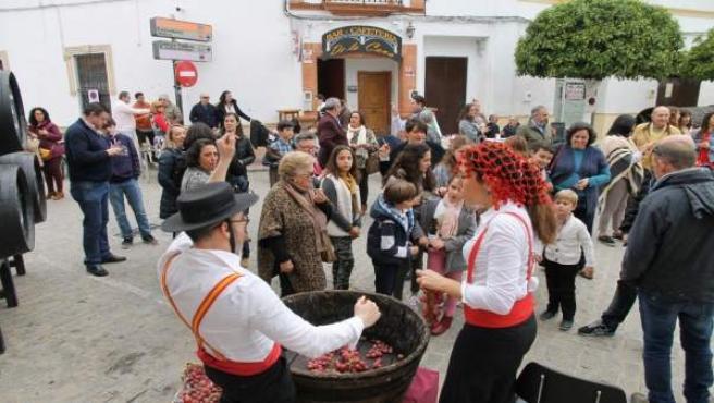 Jornadas Enoturísticas en Villanueva del Ariscal (Sevilla)