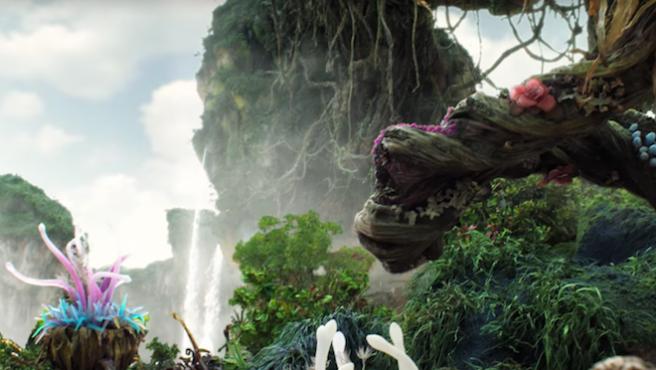 Vídeo: James Cameron presenta el parque temático de 'Avatar'