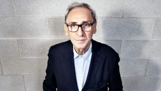El artista italiano Franco Battiato, en una foto promocional.