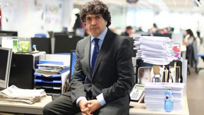 El Secretario de Estado de Servicios Sociales e Iguladad, Mario Garcés, en 20minutos.