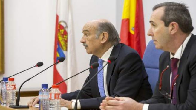 El consejero José María Mazón presenta la modificación decreto de rehabilitación