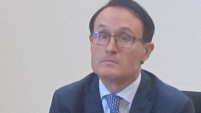 Una imagen del fiscal José Luis Díaz Manzanera.