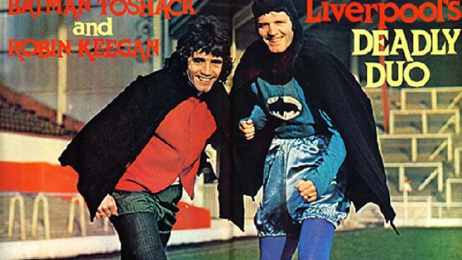 Real Club Deportivo Batman y Robin