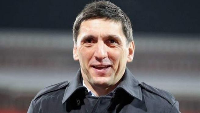 Tayfun Korkut, nuevo entrenador del Bayer Leverkusen.