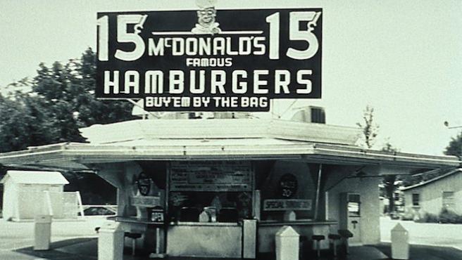 El hombre que convirtió un quiosco de hamburguesas en McDonald´s