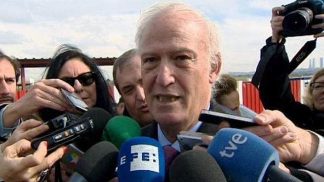 El exconsejero de Transportes de la Comunidad de Madrid, José Ignacio Echeverría.