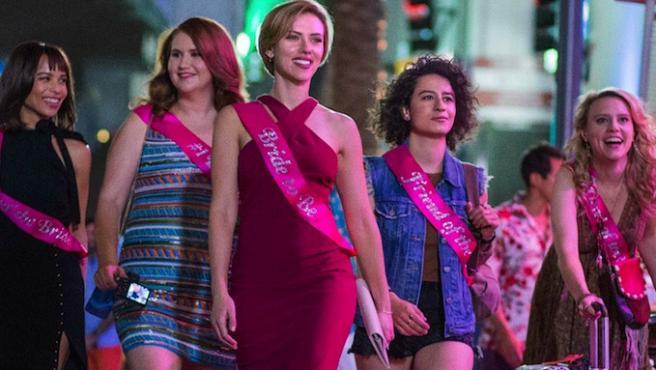 'Rough Night': La despedida de soltera de Scarlett Johansson