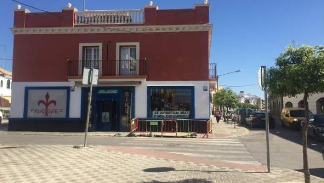 Np. Obras Aguas Del Huesna Calle Teide