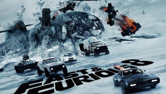 'Fast & Furious 8' rompe tarima con un nuevo tráiler