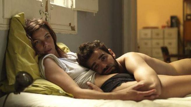 Escena de la cinta española '10.000 KM' (2014), de Carlos Marques-Marcet.