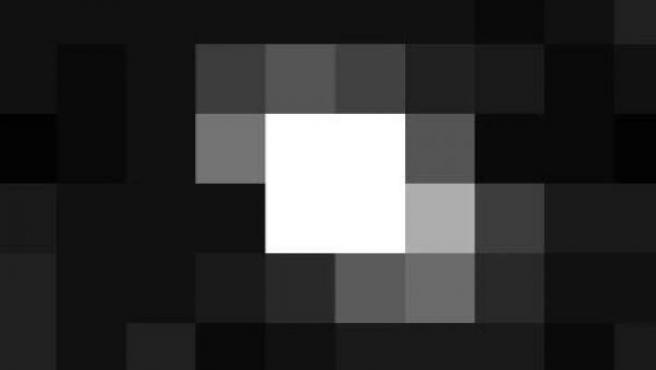 Primera imagen real captada por la NASA del exoplaneta Trappist-1.