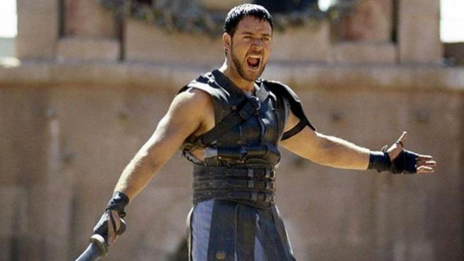 Ridley Scott quiere hacer 'Gladiator 2' con Russell Crowe