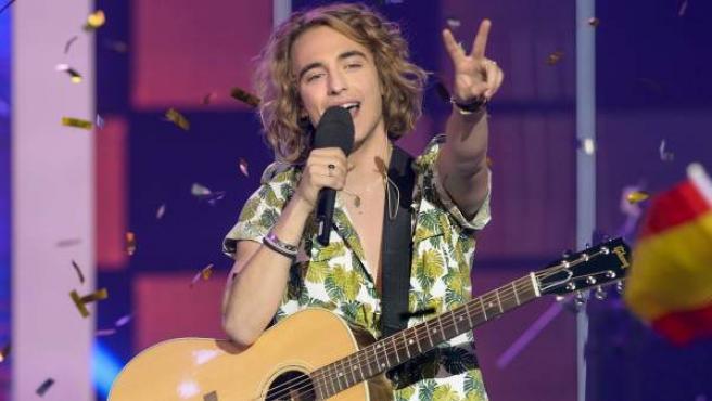 Fotografía facilitada por RTVE del cantante Manel Navarro, que con la canción compuesta por él 'Do it for your lover' representará a España en el próximo festival de Eurovisión.