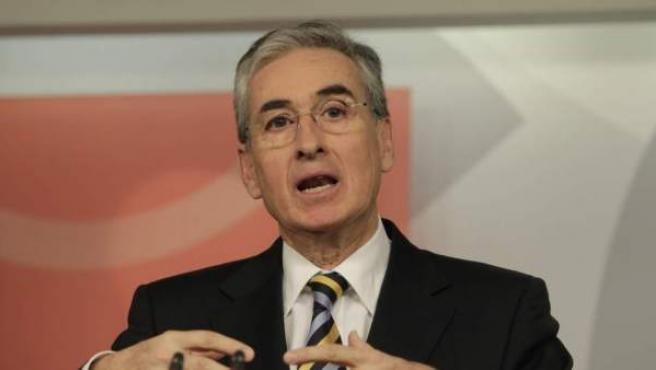 Ramón Jaúregui. Eurodiputado del Partido Socialista Obrero Español.