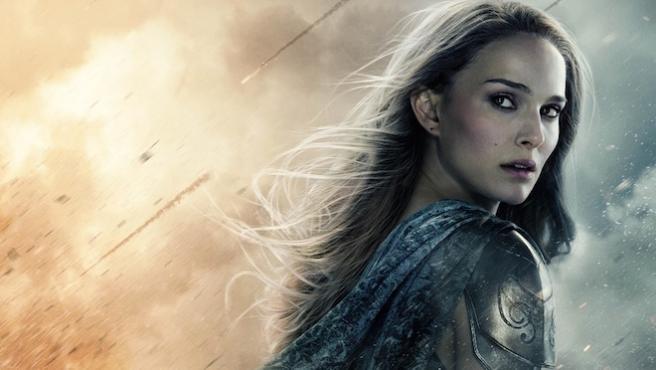 Esta es la excusa de Marvel para justificar la ausencia de Natalie Portman en 'Thor: Ragnarok'