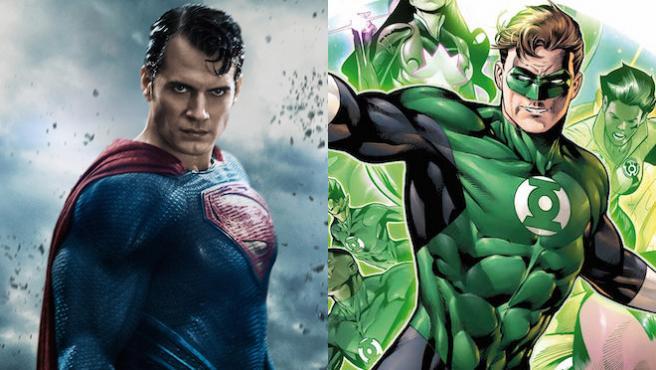 Henry Cavill se prepara para el regreso de Linterna Verde a DC
