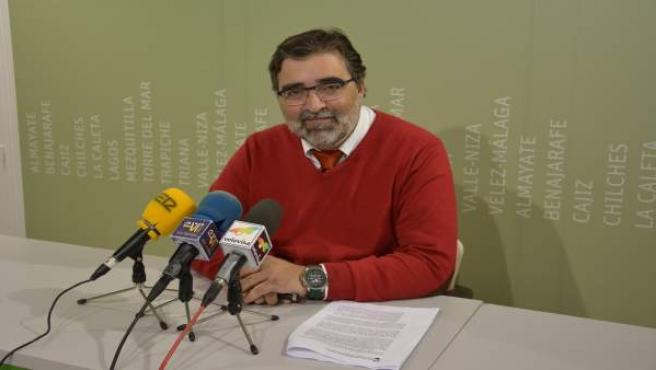 Juan Carlos Márquez ayudas IBI Vélez Málaga