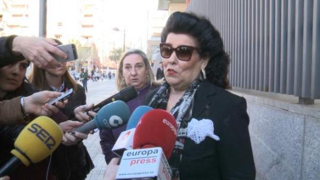 Fiscalia demana la retira del passaport per a Ciscar i el seu fill