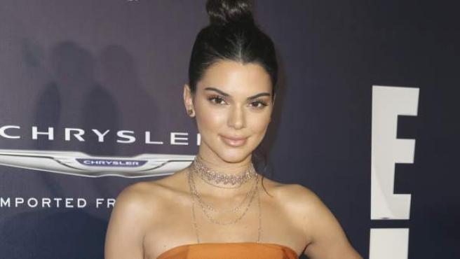 Kendall Jenner, en una gala en Beverly Hills.