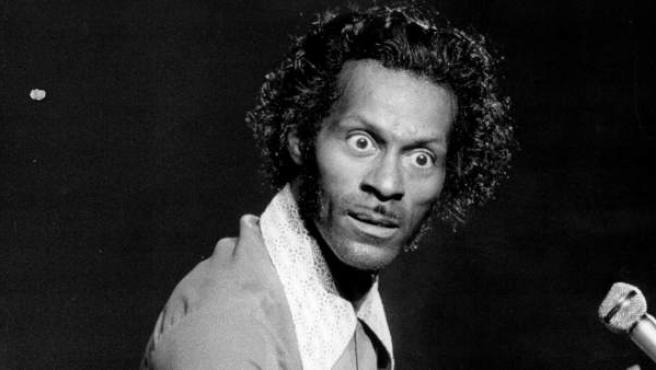 Chuck Berry, en una imagen de archivo.