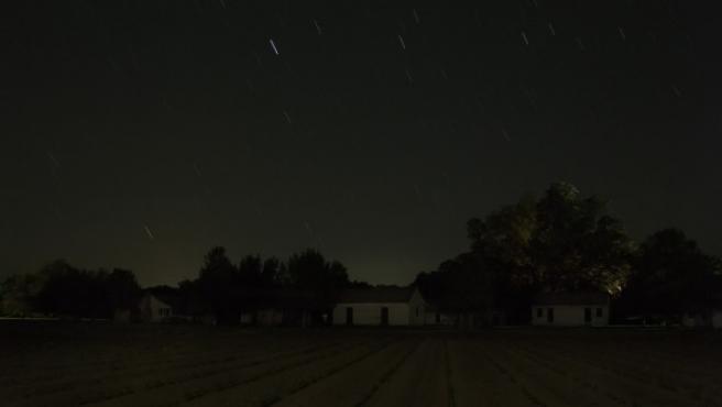 Una plantación en Louisiana por la que discurría la ruta del Ferrocarril Subterráneo