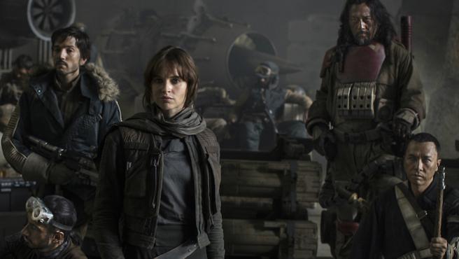 Los dos finales rechazados de 'Rogue One' que no llegamos a ver