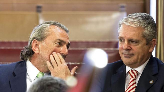 Franscico Correa y Pablo Crespo, juzgados por Gürtel, rama Fitur.