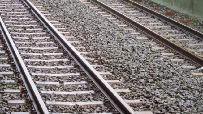 Vías de tren, en una imagen de archivo.