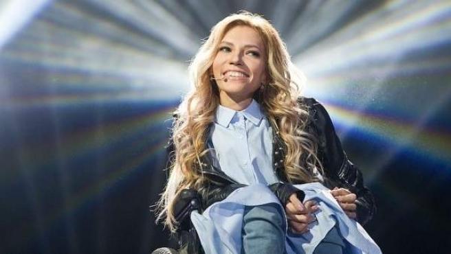 La cantante Yulia Samoilova representará a Rusia en Eurovisión 2017, que se celebra en Kiev