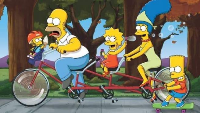 Los Simpson ya tienen su día mundial: el 19 de abril.