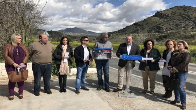 Campaña 'Rescata la urna' en Tocón