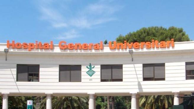 Hospital General de Valencia, en una imagen de archivo.